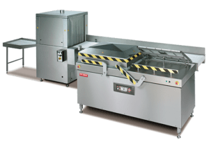 commercial vacuum sealing, vacpack automatic vacuum machine innovation in food industry