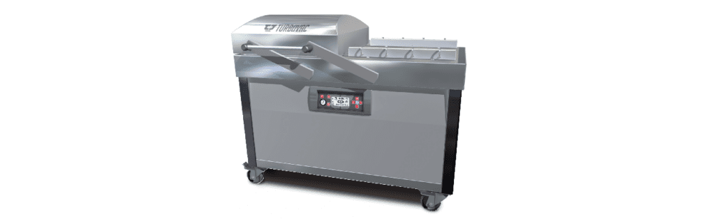 Turbovac - Double Chamber Vacuum Packer
