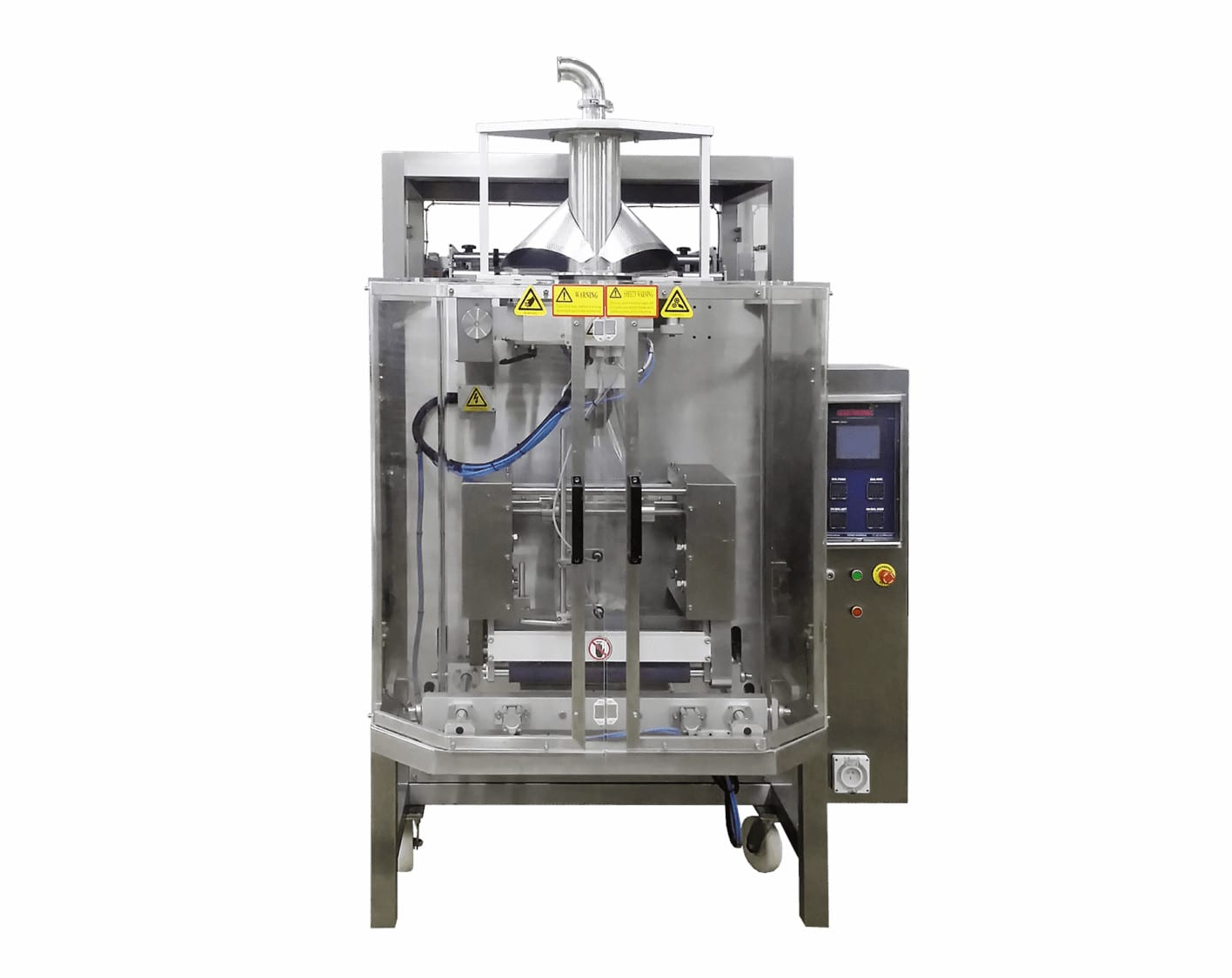 food pouch filling machine, Cook Chill - Vertical Form Fill and Seal