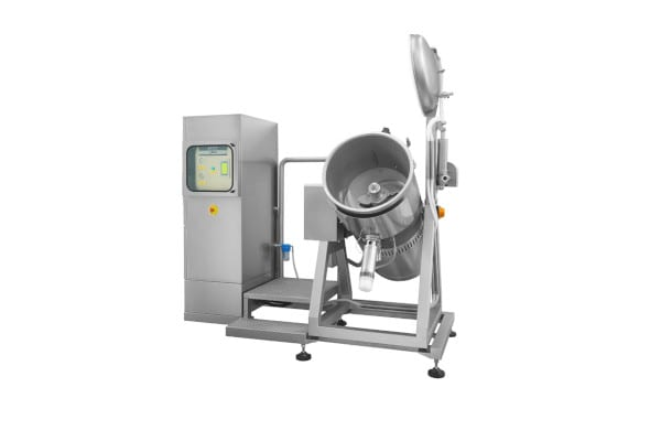 Pressure Cooker Cutter, commercial kitchen fit out